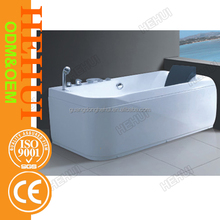 RC-D792 whirlpool free standing bathtub and hottub suction with air massage bath tub