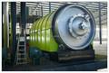 residuos industriales de la planta de biogás