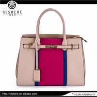 Wishche Fashionable Design Hand Bags For Women From Thailand Wholesale Manufacturer W080