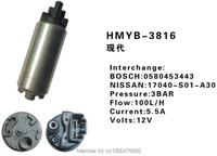 Элементы привода Hyundai 0580453443 17040/s01/a30