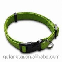 pp wide nylon webbing dog collars for packing and decoration