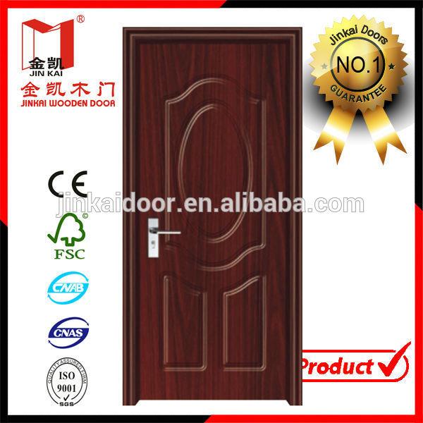 Pvc mdf interior puerta de madera para las habitaciones for Diseno puertas en madera para habitaciones