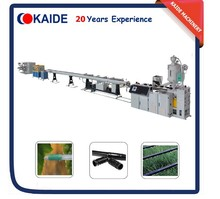LDPE Drip Irrigation pipes Extruder Line/ Equipment