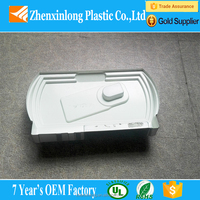Professional plastic vacuum forming ABS material back cover
