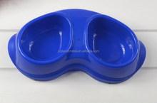 Disposable plastic pet bowl