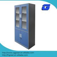 Steel office furniture filing cabinet design