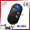CE certificate water proof 4ch wireless rolling code 315 mhz remote control