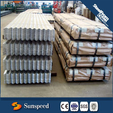 fiber cement corrugated roofing sheet factory in china