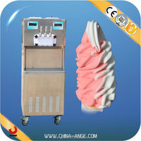 BXR-2258 Seamless design newest soft newest ice cream machines uk for sale made in china