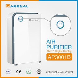 Hepa filter air purifiers with ionic breeze effectively filter