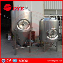 craft used fermenter for beer production equipment
