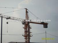 luffing jib tower crane,tower crane fixing angle