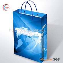 full color paper packing bag ecofriendly paper bags