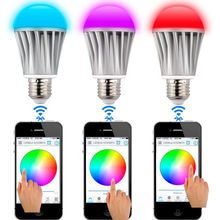 New Fly Energy Efficient Personal Wireless Lighting for wifi Bluetooth LED Lamp 13w r7s led replace double ended halogen bulb