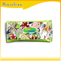 convenient easy for baby care/Non Alcohol Antibacterial Wet Wipes /towels/tissues