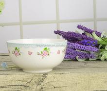 5.5 inches ceramic cereal bowl