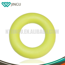 circle silicone hand grip/Wholesale PVC Gripping Ring/ Resistance bands Hand Gripper