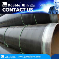 API 5L Oil Pipeline 3PE/FBE Coated Anti Corrosion Pipe