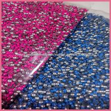 rhinestuds hotfix calidad 6A rosekorean al por mayor para la decoración de uñas, bolsas, motivo revisión rhinestud