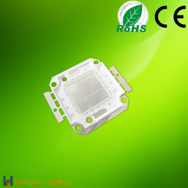 China Market CE RoHS Approved New LED 20W 605nm Amber COB LED Chip (1).jpg