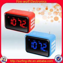 FM Clock Digital Clock Wholesaler
