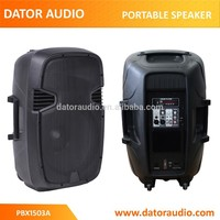 OEM speaker with usb/sd china manufacturer