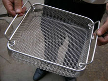 Wholesales!! Metal basket/ hamper basket/ Stainless steel wire mesh basket