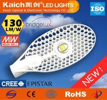 50W - 80W Bridgelux/Cree Aluminum Solar LED Street Light, CE IP66 OEM
