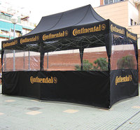 3x6m 2013 Newly Hot Style Outdoor With Church Window/folding Leg Part