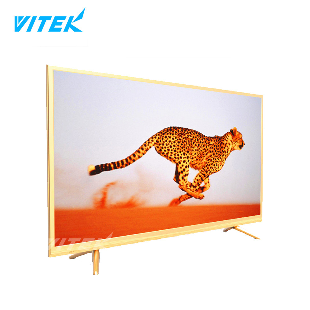 VTEK 2017 Più Venduto D'oro Smart <span class=keywords><strong>TV</strong></span> 4 K Ultra HD, oro Colore Argento di Alta Qualità 4 K LED <span class=keywords><strong>TV</strong></span>, Costoso Televisione