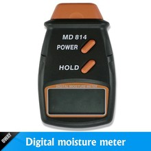 New handy digital wood moisture meter