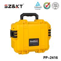 Platic waterproof carrying case