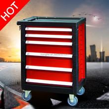 6 Drawers Metal Tool Box, Metal Tool Trolley, Tool Trolley