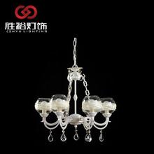 design candle Die casting Copper flower chandelier lamp wall light pendant light candle light