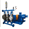 Offshore Metering Methanol and Ethylene Glycol Chemical Injection Skid