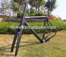 High Performance Carbon Cyclocross Frame, Chinese Cyclocross Carbon Frame