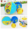 dia40cm inflatable beach ball ,inflated beach ball