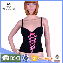 Security Payment Wide Style Lace Up Noble Abdominal Corset