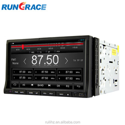 Factory Price Small Order Accept touch screen android car radio 2 din