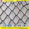 China diamond mesh fence wire fencing