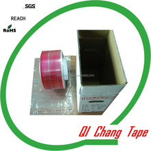 offer OEM service BOPP film bag sealing tape china plant