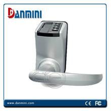 Zinc alloy fingerprint and keypad digital office door lock