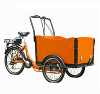 2015 hot sale three wheel danish electrical bicycle / bike / trike / tricycle 3 wheels