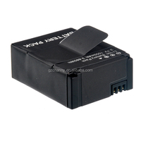 New Arrival 3.7V AHDBT-301 Rechargeable Li-Ion Battery For GoPro HD HERO 3 Camera Camcorder Top Quality