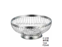 High quality Round Stand For Bread ,Fruit And Vegetables