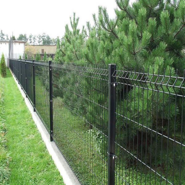 Verja de hierro para el jard n - Vallas de pvc para jardin ...