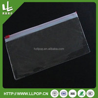 Clear Soft PVC packing bag for files/pens
