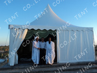 Muslim worship PVC tents sold in China