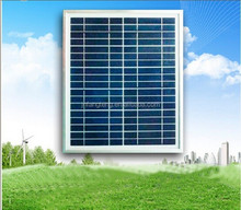 156*156mm Polycrystalline Cells 20W High Quality Cheap Power Solar Panel
