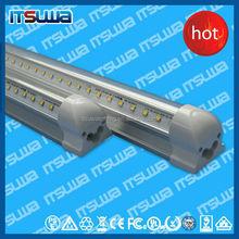 2015 Most competition T8 Integrated LED Tube V shape coolor light 40W 4FT SMD2835 192leds/pc cooler light v-tube